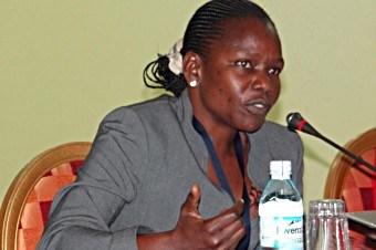 Dr. Christine Ondoa (Photo courtesy of Sebaspace)