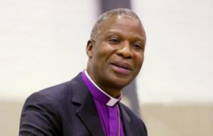 "Archbishop Thabo Makgoba: LGBT people are ""welcome members of our body as sisters and brothers in Christ.""  (Photo courtesy of the University of Cape Town Graduate School of Business)"