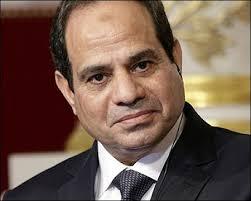 Egyptian President Abdel Fattah al-Sisi. (Photo courtesy of Ekurd.net)