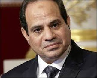 Egyptian President Abdel Fattah al-Sisi. (Photo courtesy of Ekurd.net)