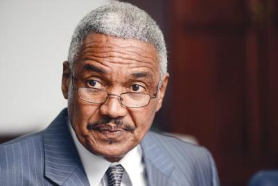 Bahamas member of parliament Leslie Miller (Photo courtesy of Nassau Guardian)