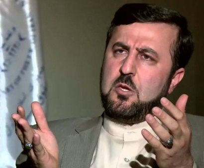 Kazem Gharibabadi (Photo courtesy of YouTube)