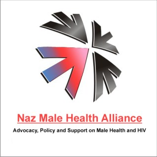 Logo of Naz Male Health Alliance