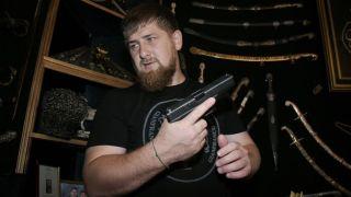 Chechen President Ramzan Kadyrov (Photo courtesy of ABC News)