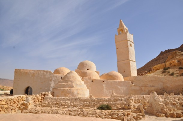 Tataounine, Tunisia (Photo courtesy of Blogspot)