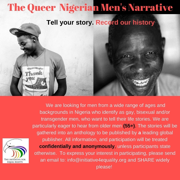 Queer Narrative Poster