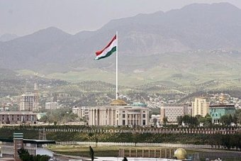 Dashunbe, the capital of Tajikistan (Photo courtesy of Flickr)
