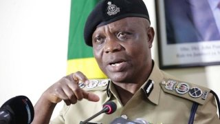 Lazaro Mambosasa, police chief of Dar es Salaam, Tanzania. (Photo courtesy of Swahili Times)