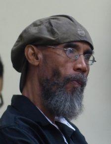 Lloyd D'Aguilar (Photo by Colin Stewart)
