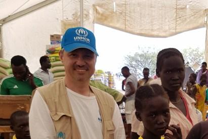 Tayyar Sukru Cansizoglu (Photo courtesy of UNHCR)