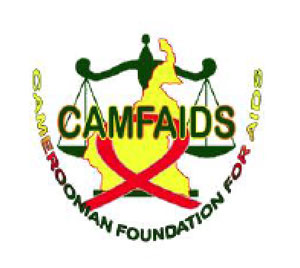 Logo of the Cameroonian Foundation for AIDS.