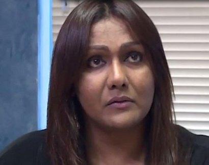 Malaysian trans activist Nisha Ayub.
