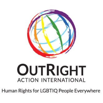 Logo of OutRight Action International