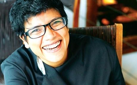 Chef Ritu Dalmia (Photo courtesy of Think Link)