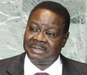 Malawi President Peter Mutharika (Photo courtesy of Twitter)