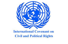 Logo of the International Covenant on Civil and Political Rights