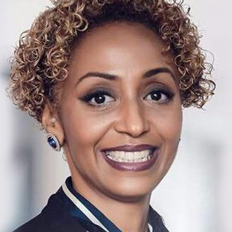 Fatma Karume, president of Tanzania's bar association (Photo courtesy of Twitter)