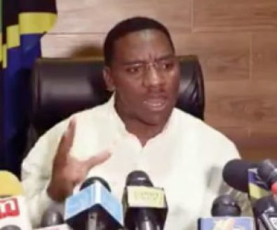 "Paul Makonda, the regional commissioner of Dar es Salaam, launched Tanzania's latest anti-gay panic by announcing plans for a gay ""round-up."" (Photo courtesy of The Citizen)"