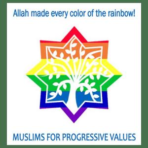 Logo of Muslims for Progressive Values