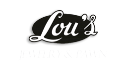 Lou's Jewelry and Pawn logo by 76 Solutions