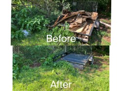 yard waste removal, junk removal Lilburn, junk removal 30047