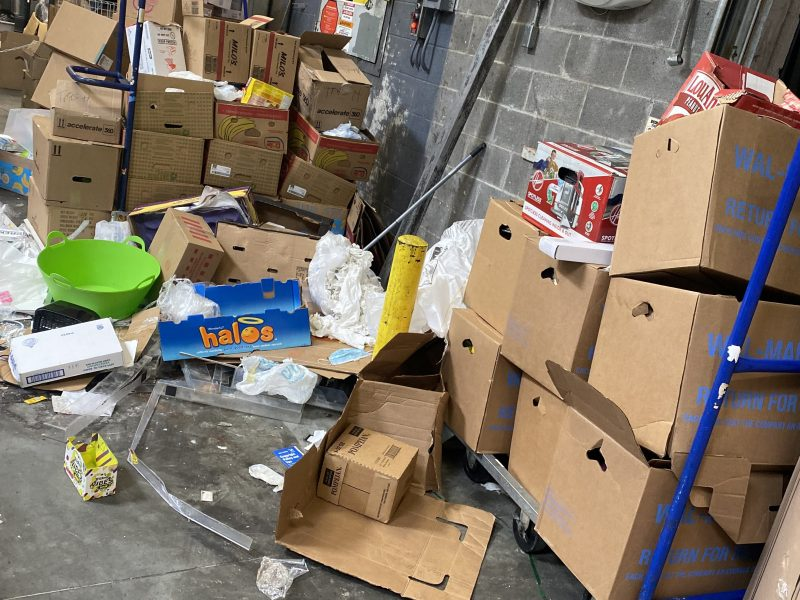 Hoarding clean up, hoarding cleanup, junk removal