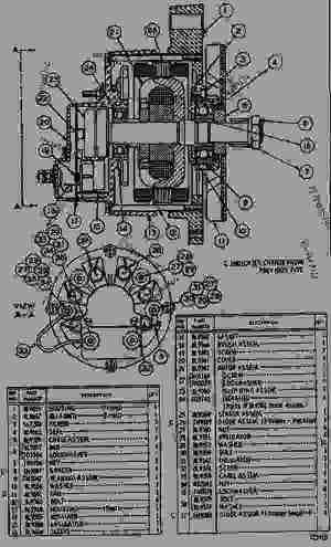 8L5410 ALTERNATOR ASSEMBLY  ENGINE  GENERATOR SET Caterpillar 3150  3150 ENGINE (ELECTRIC SET