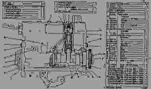 7N1256 PUMP GROUPFUEL INJECTION  7n1256  Caterpillar spare part   777parts