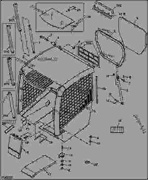 John Deere 250 Skid Steer Parts Diagram – Periodic