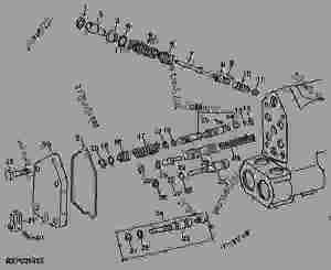 John Deere 4020 Hydraulic System Diagram In 4230  Best