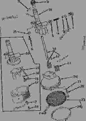 Allis Chalmers B Parts Diagram Wiring Wiring Diagram Images
