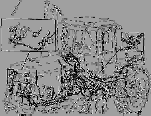 TRACTOR John Deere 8650