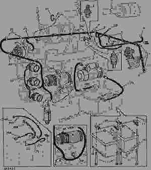 John Deere 6620 Wiring Diagram | Wiring Diagram
