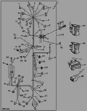 Wiring Harness, Main (2030) (European)  PROGATOR John