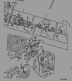 Wiring Diagram For A John Deere 6400 – powerkingco