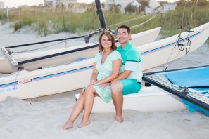 Anniversary pictures in Myrtle Beach SC