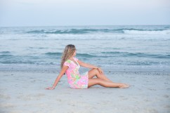 High school senior pictures in Myrtle Beach SC