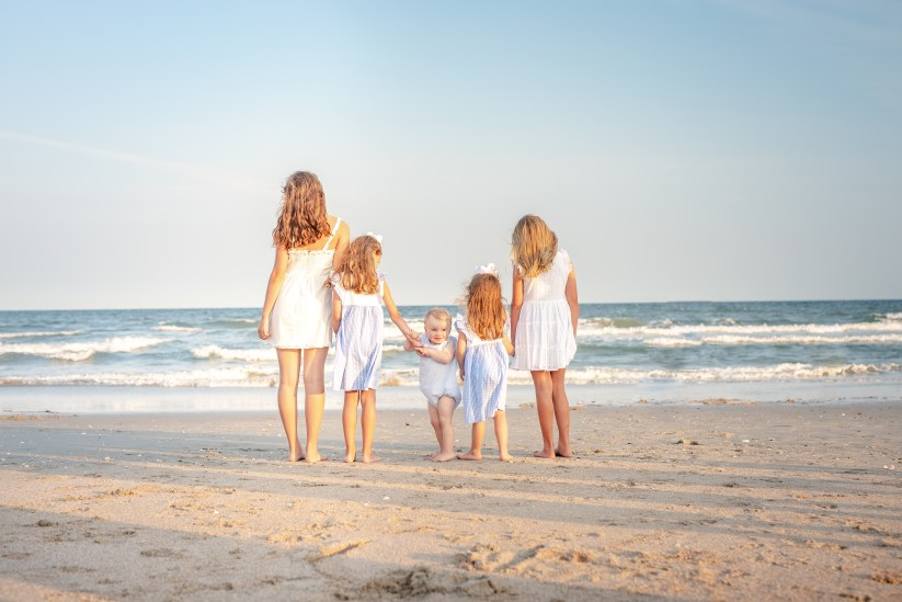 Family Beach Portraits package