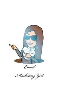 Email Marketing Girl Image 5