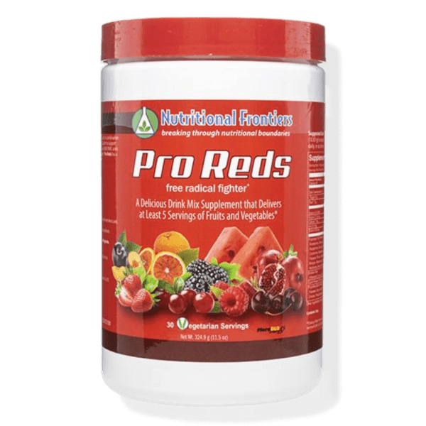 a delicious anti-aging drink mix supplement that combines 19 nutrient rich whole fruits and vegetables and extracts.