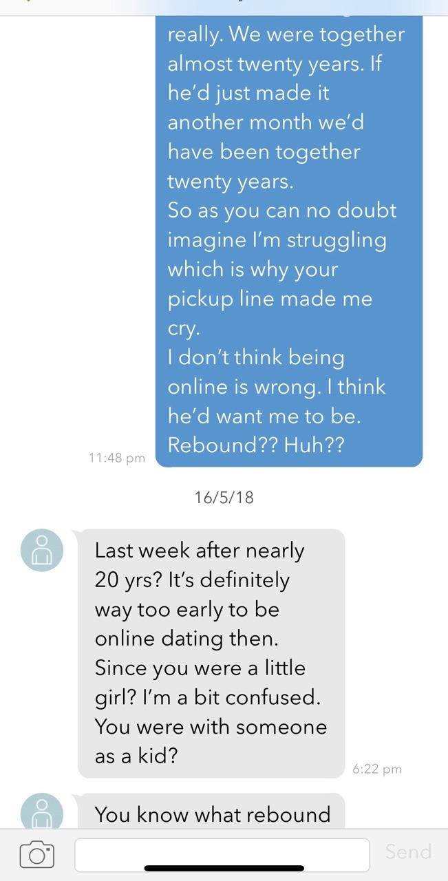 bra pick up-line för online dating Cork City dejtingsajt