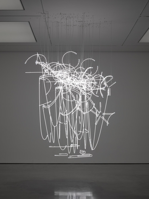 tumblr_nwd2oiWAvr1qfc4xho2_500 Cerith Wyn EvansWhite Cube. South Galleries, Bermondsey'The... Contemporary