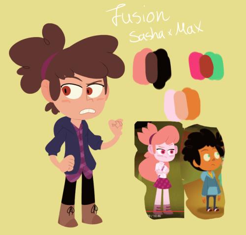 Character Fusion Tumblr