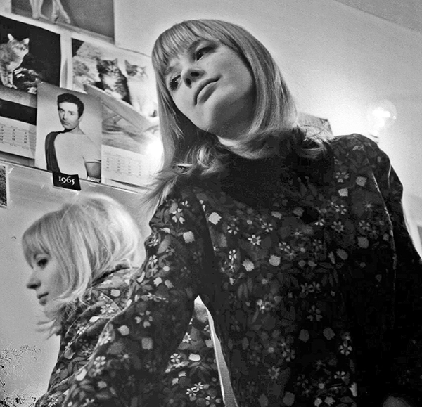 Marianne faithfull 60s nostalgia faithfullforever rare photos of marianne fai altavistaventures Choice Image