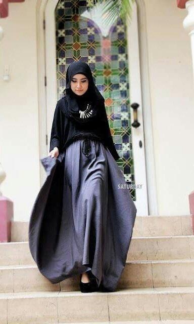 Muslimah Fashion On Tumblr