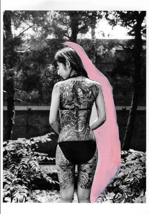 tumblr_pd8v27pFQ21qz6f9yo6_500 Tattoo you, Chloé Jafé Random