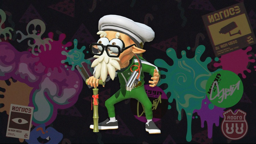 Splatoon 2 Deepsea Metro Other New Octo Expansion Details