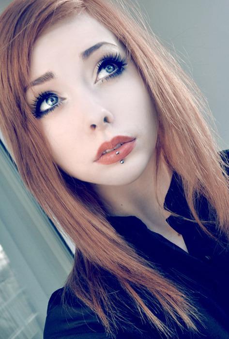 Lip Piercings On Tumblr