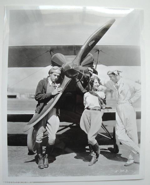 The Air Circus (1928). a lost Howard Hawks silent film.