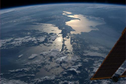 Image result for great lakes from space